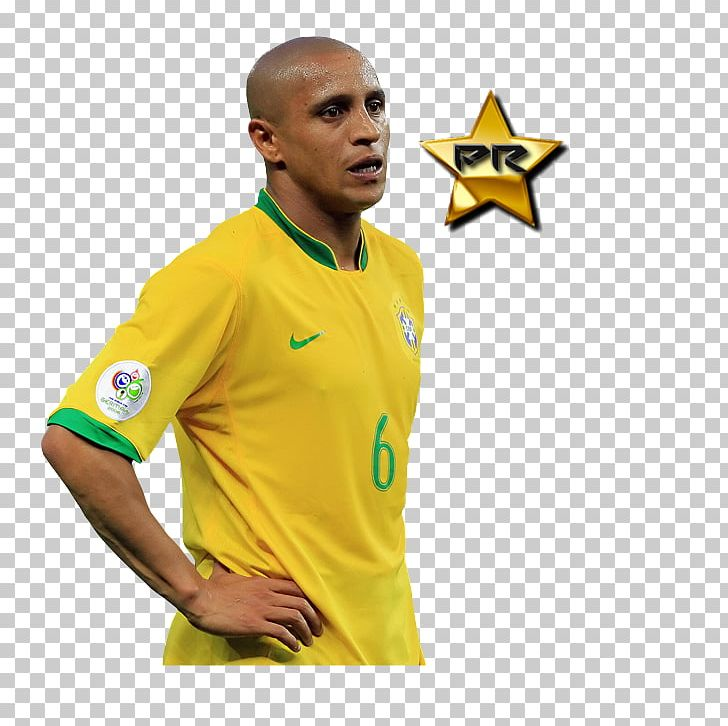 Roberto Carlos Brazil National Football Team Football Player.