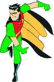 81+ Batman And Robin Clipart.
