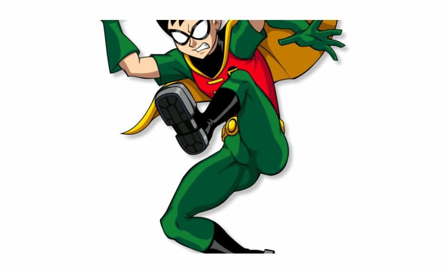 Superhero Robin Clipart Batman Joker.
