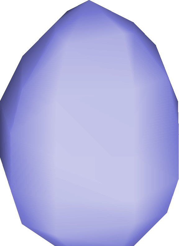 Bird's egg.