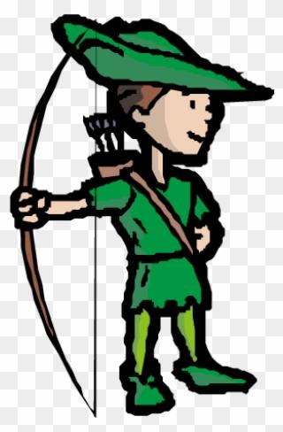 Free PNG Robin Hood Clip Art Clip Art Download.