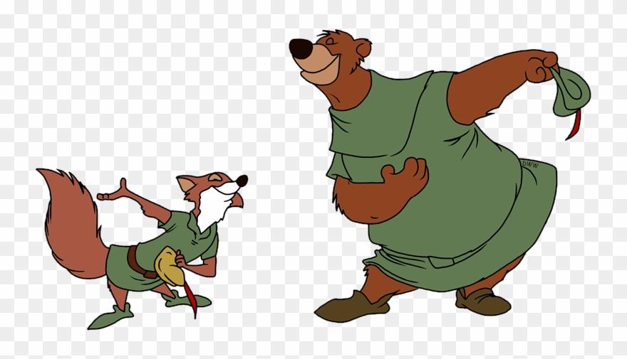 Robin Hood Clip Art.