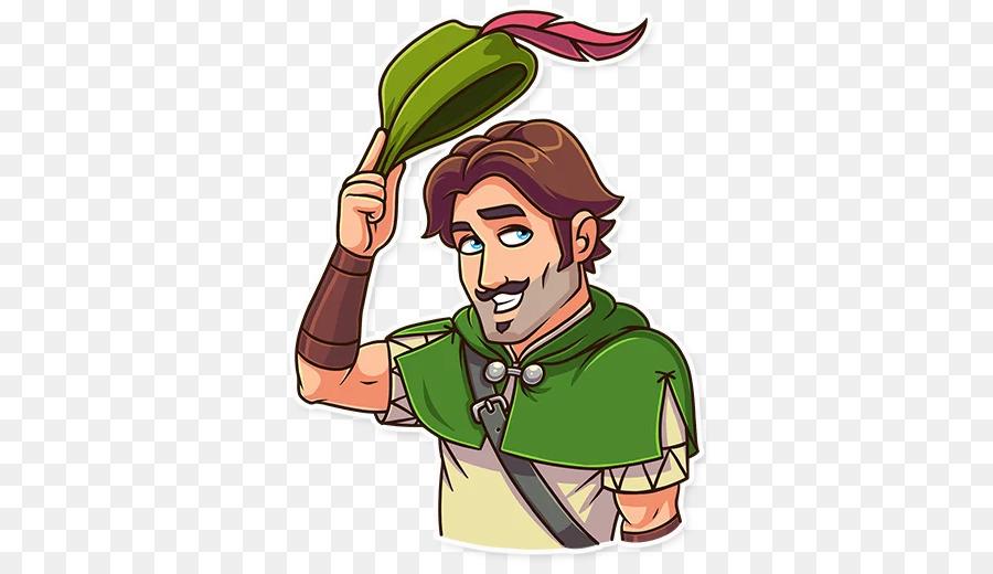 Robin Hood png download.