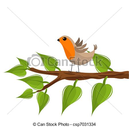 Robin bird Clip Art Vector Graphics. 1,157 Robin bird EPS clipart.