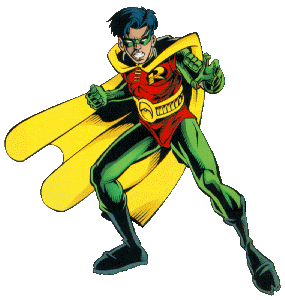 Superhero Robin PNG Transparent Superhero Robin.PNG Images.