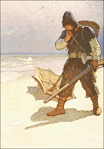 Robinson Crusoe Clip Art Download.