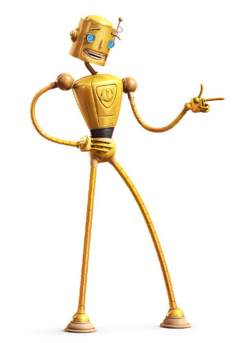 Free Disney's Meet the Robinsons Clipart and Disney Animated Gifs.