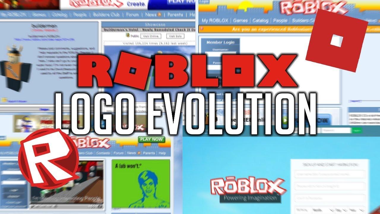 ROBLOX Logo Evolution (2003.