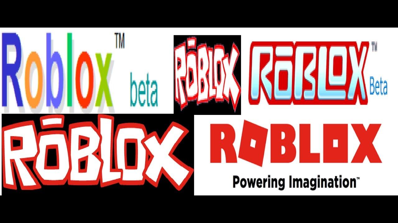 Roblox Copied dominos the evolution of roblox logos.