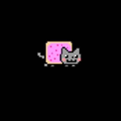 Nyan Cat Necklace.