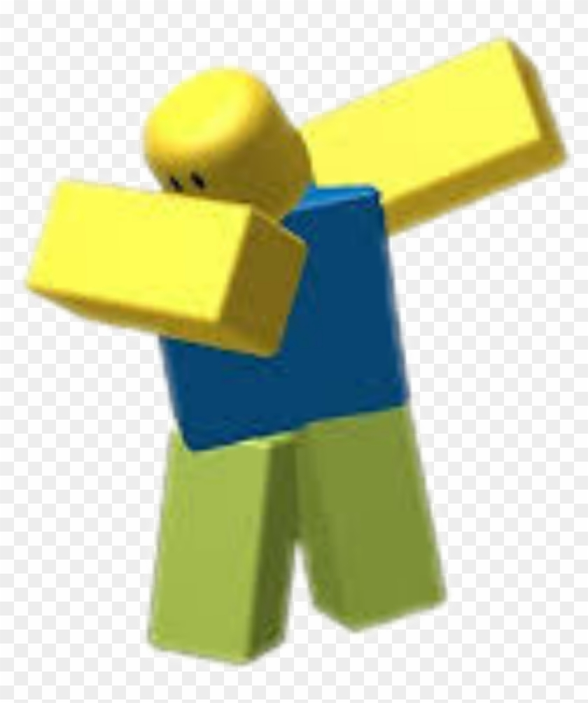 Roblox Dab Transparent, HD Png Download.