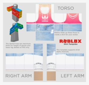 Roblox Shirt Template PNG, Transparent Roblox Shirt Template.