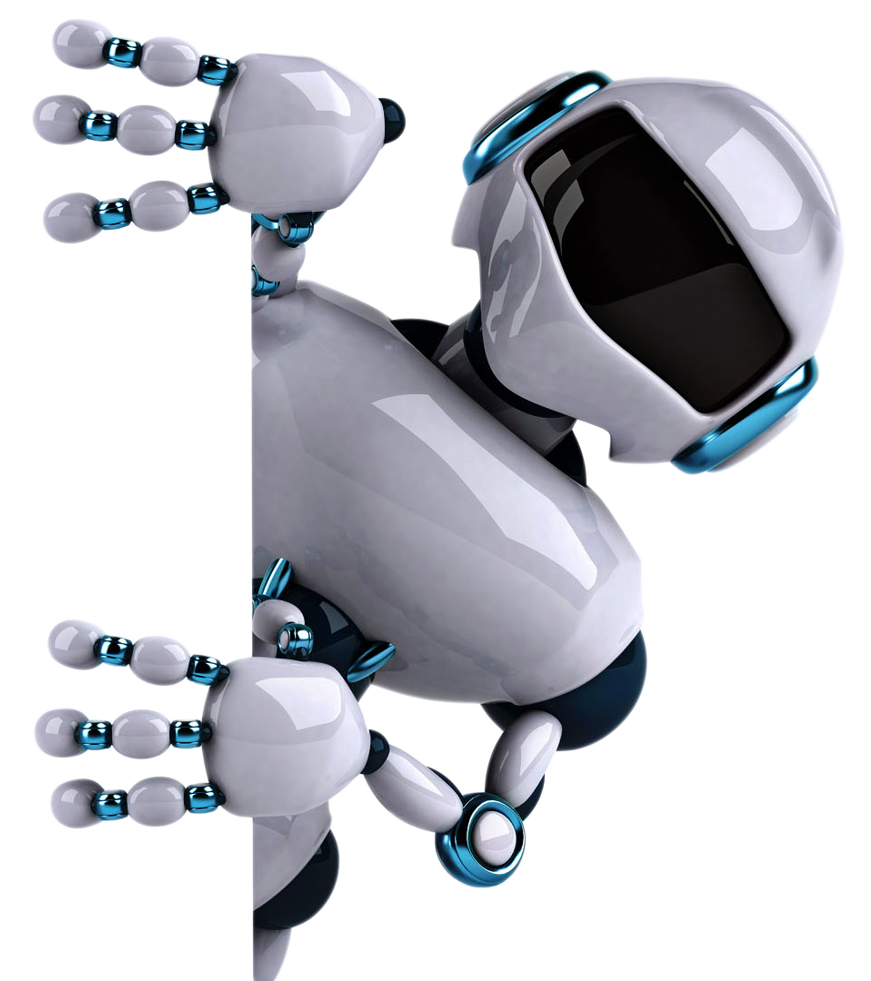 Robot PNG Image.