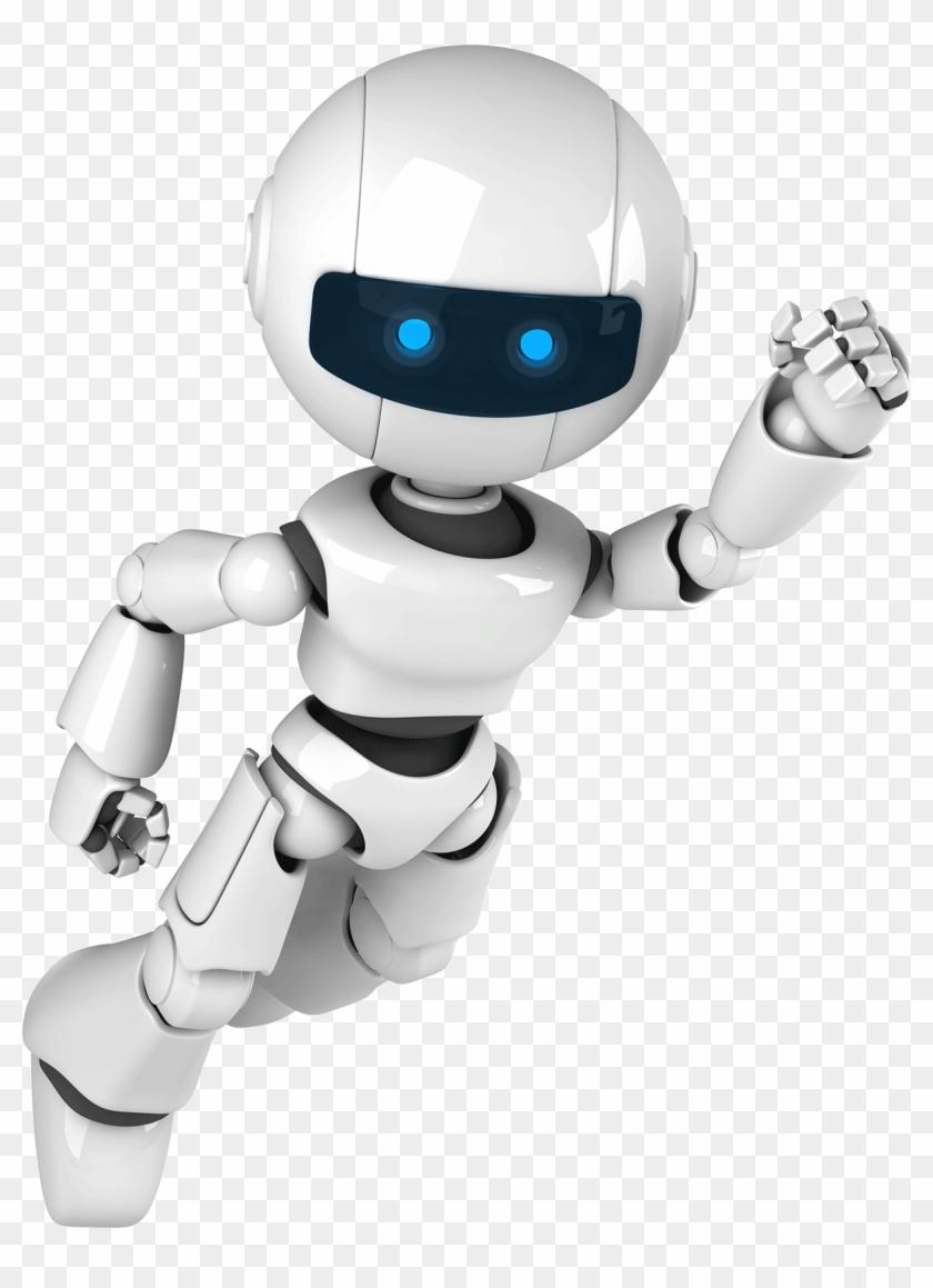 Robot Png Background Image.