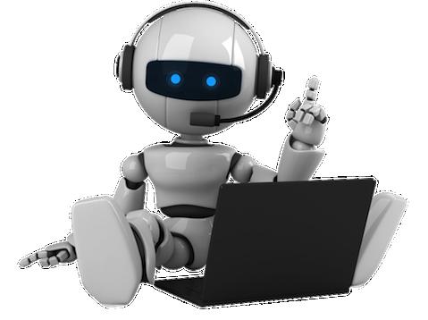 Download Robot PNG HD.