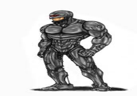 Robocop 2014 Coloring Pages coloring page, coloring image, clipart.