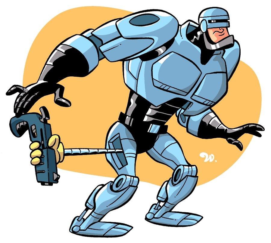Robocop by BezerroBizarro on DeviantArt.