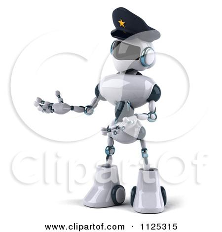 Robocop clipart #19