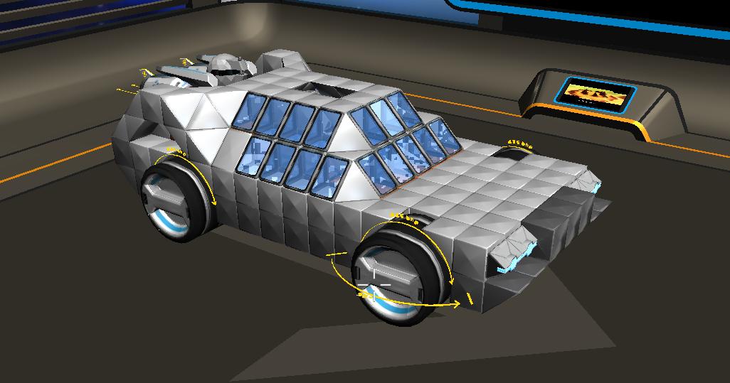 Robocraft clipart.
