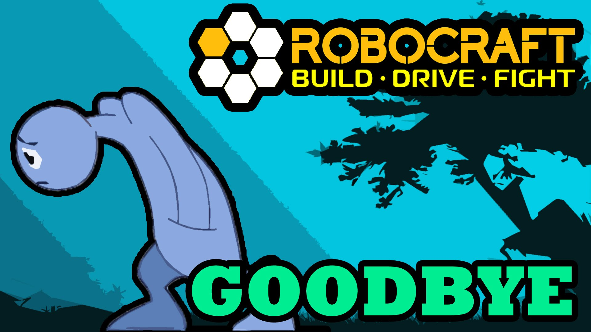 A farewell to Robocraft, i am letting you go.. + Updates over the.