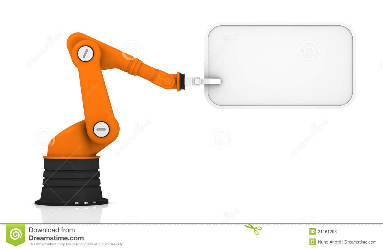 Robot Arm Stock Illustrations.