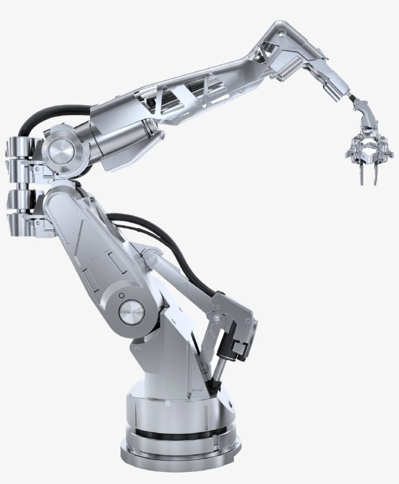 Robot Arm Png.