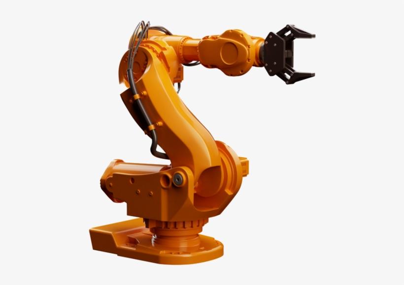Robot Arms Png.