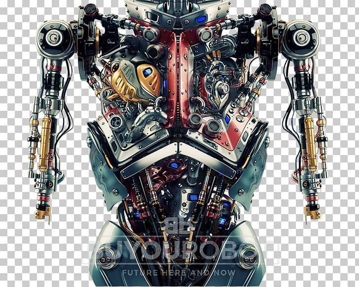 Humanoid robot Human body Robotics Organ, robot PNG clipart.