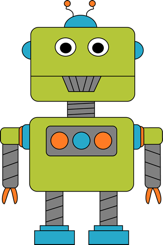 1000+ images about Robot Clip Art on Pinterest.