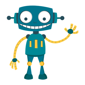 Happy Robot clipart, cliparts of Happy Robot free download.
