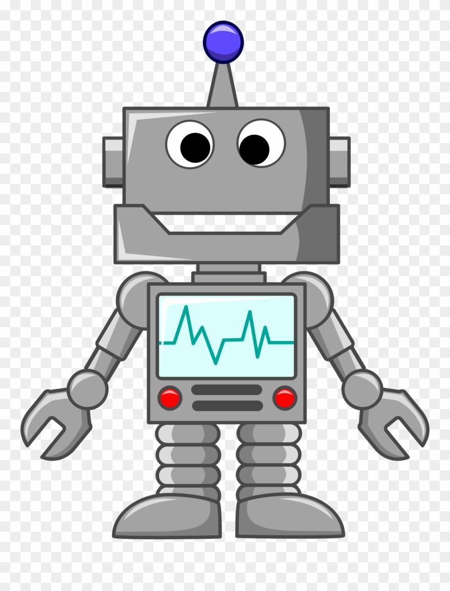 Robot Clipart Png & Free Robot Clipart.png Transparent.