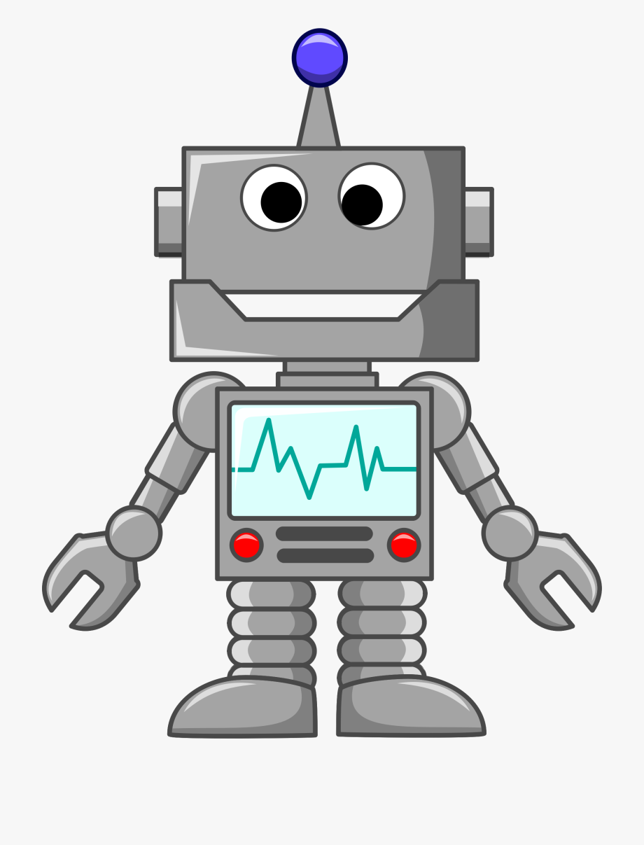 Clipart Robot Pictures.