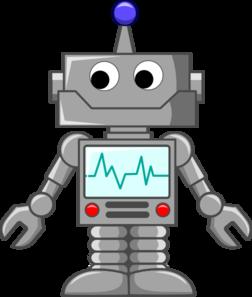Free Robot Cliparts, Download Free Clip Art, Free Clip Art.