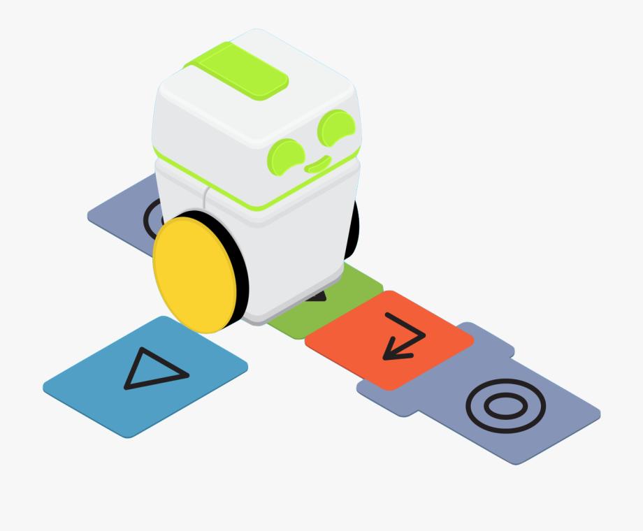 Coding Clipart Robot.