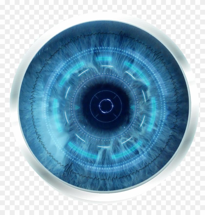 Robot Eye Png, Transparent Png (#3597094).