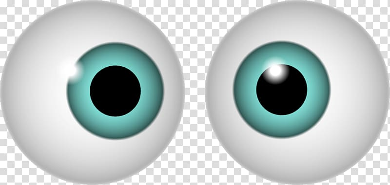 Eye Visual perception , Reindeer Eyes transparent background.
