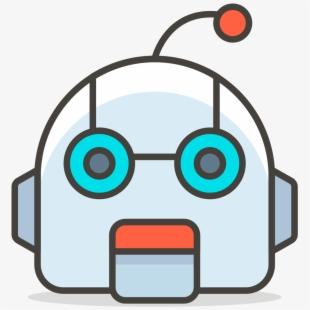 092 Robot Face.