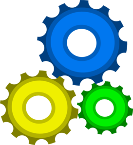 Free Colorful Gears Cliparts, Download Free Clip Art, Free.