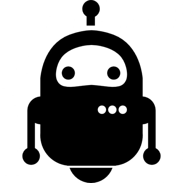 Hd Robot Icon #30508.