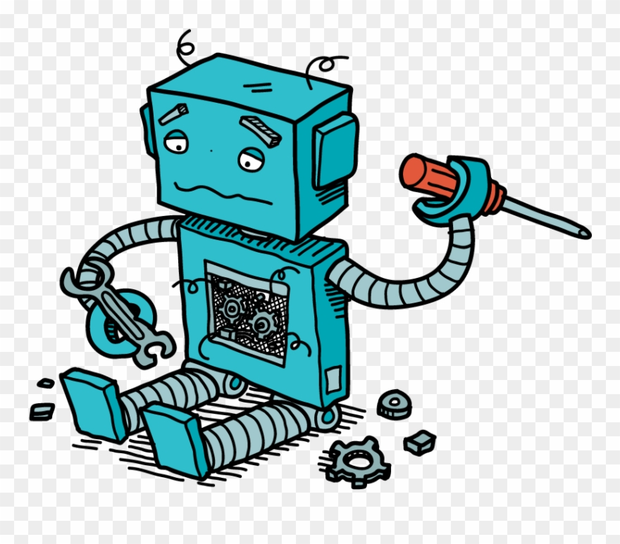 Robot template clipart images gallery for free download.