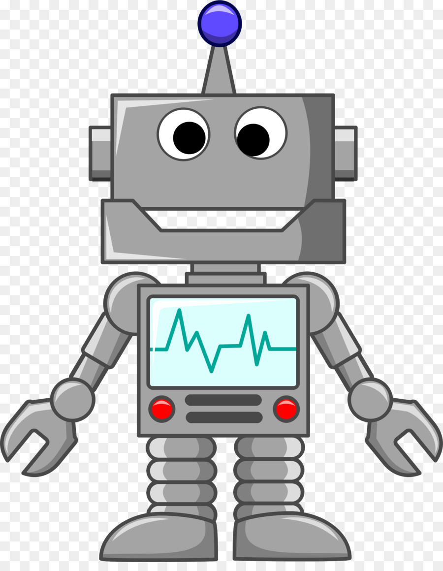 Robot clipart png 2 » Clipart Station.
