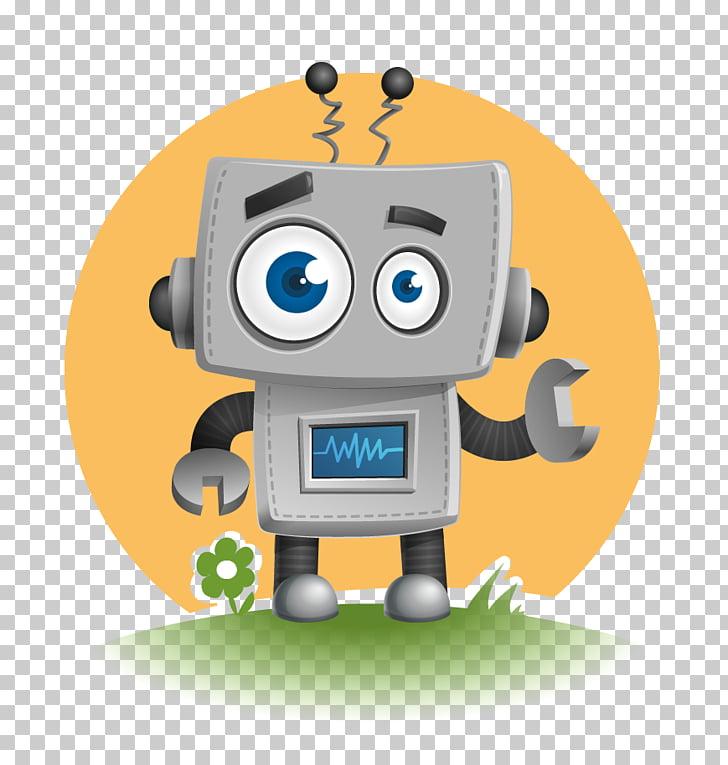 CUTE ROBOT , Model Robot s, gray robot PNG clipart.