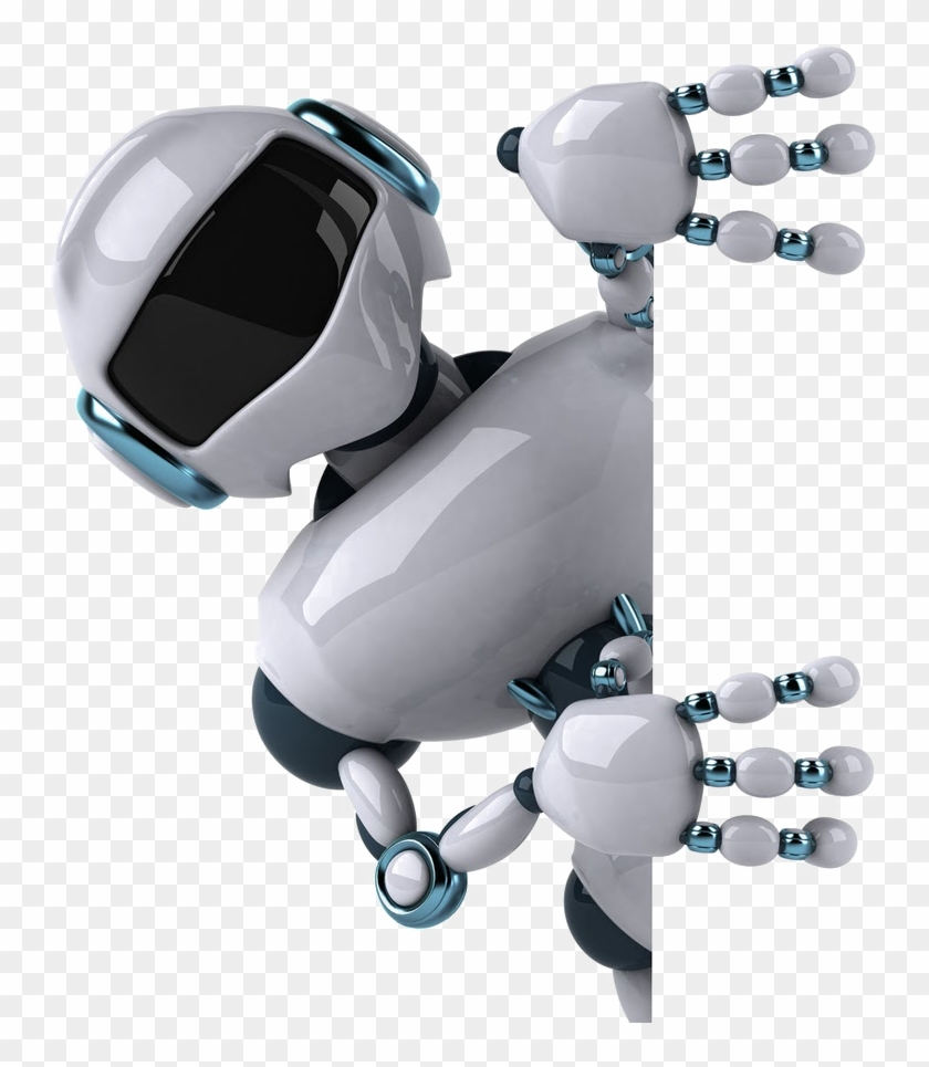 Domestic Robot Png Clipart.