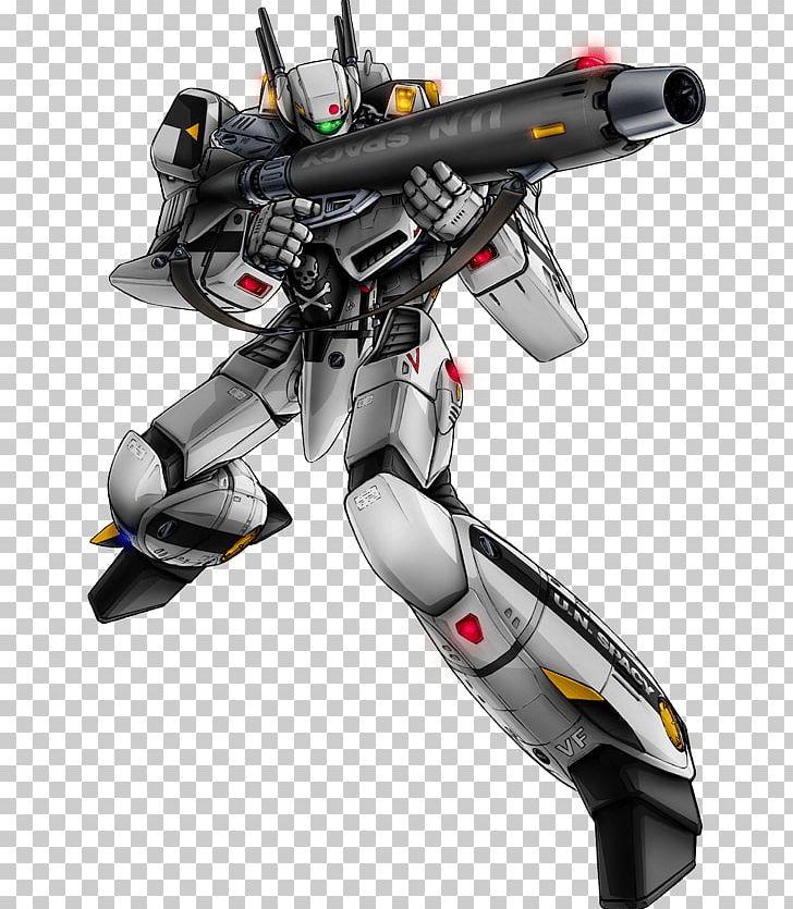 Roy Focker Robotech: Battlecry Macross VF.