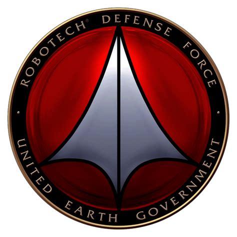 Robotech Logos.