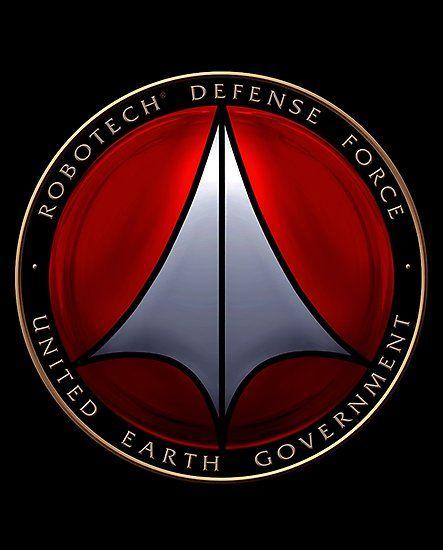Robotech Logo.