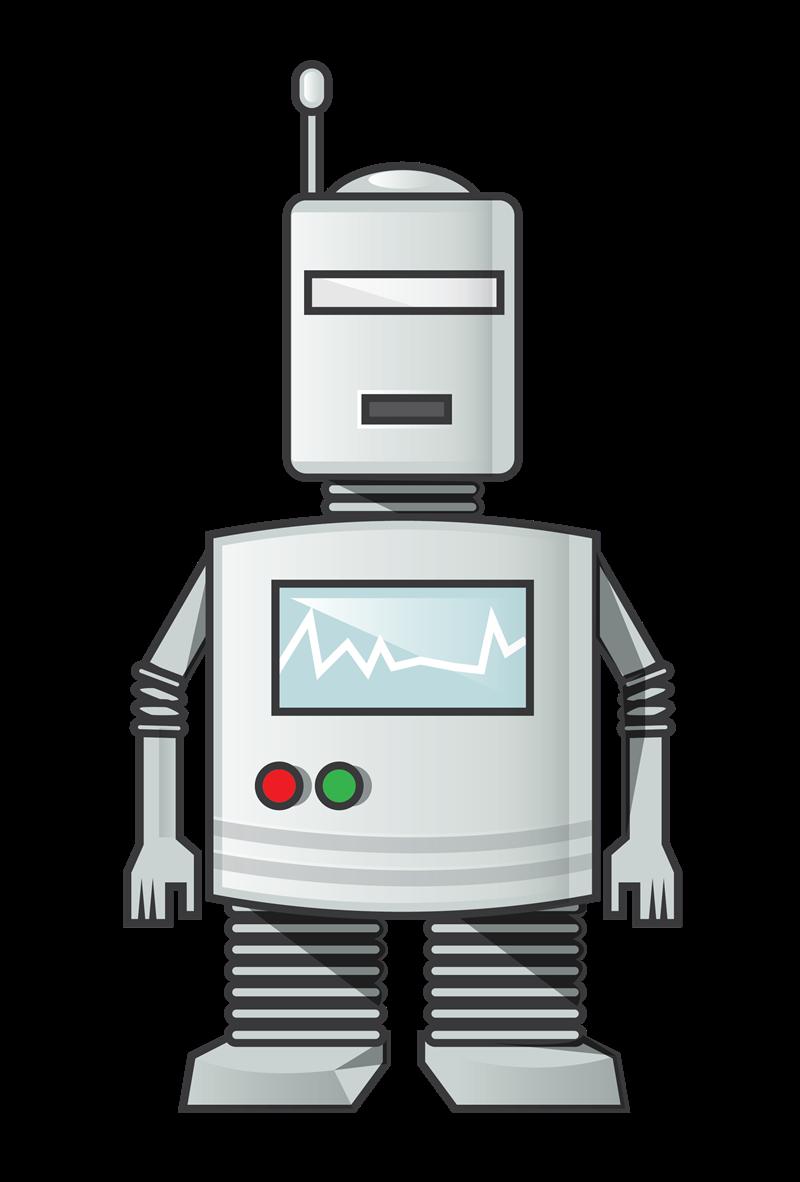 Robot Clipart.