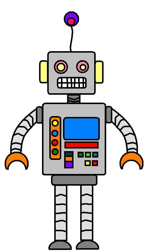 Robot Classroom Decoration Ideas : Lego robot clipart clipground