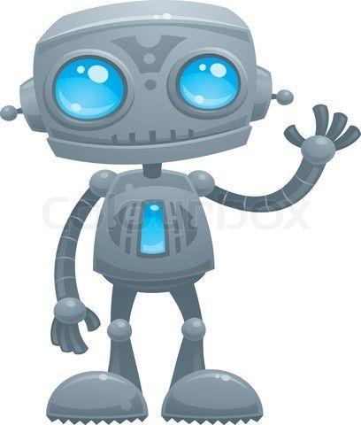 188 best images about clipart robot on Pinterest.