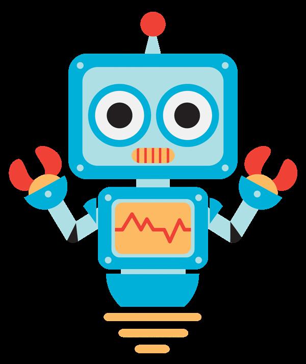 Robotics Clipart.